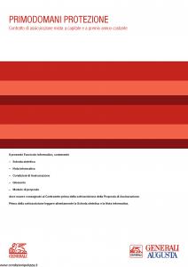 Generali Augusta - Primodomani Protezione - Modello gvpdpr-augusta Edizione 31-05-2014 [46P]