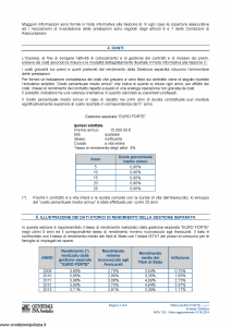 Generali Ina Assitalia - Ottima Euro Forte Client - Modello midv232 Edizione 31-05-2014 [40P]