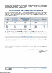 Generali Ina Assitalia - Rendita Forte - Modello midv211 Edizione 01-01-2014 [30P]