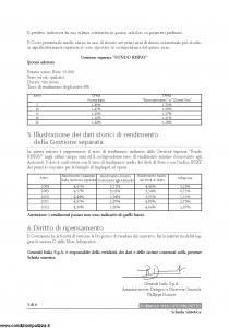 Generali Lloyd Italico - Formula Vita Otto Protetto - Modello s11l-207.114 Edizione 01-2014 [34P]