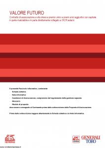 Generali Toro - Valore Futuro - Modello gvvf-toro Edizione 08-08-2014 [98P]