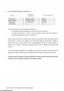 Generali Vita - Capital Club - Modello gvcb Edizione 01-12-2005 [42P]