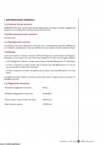 Generali Vita - Primo Domani + - Modello gv3i62 Edizione 31-03-2006 [54P]
