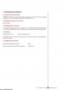 Generali Vita - Valore Fedelta' - Modello gvfe Edizione 31-03-2006 [42P]