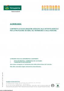 Groupama - Agrirama - Modello 250041c Edizione 12-2010 agg 05-2014 [280P]