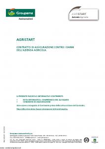 Groupama - Agristart - Modello 250225c Edizione 03-2015 [61P]