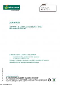 Groupama - Agristart - Modello 250225c Edizione 06-2016 [61P]