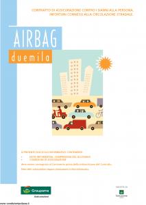 Groupama - Airbag Duemila - Modello 150065c Edizione 10-2011 [23P]