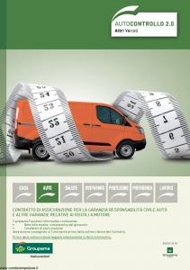 Groupama - Auto Controllo 2.0 Altri Veicoli - Modello 220286 Edizione 11-2015 [57P]