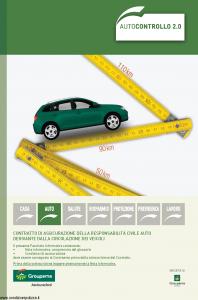 Groupama - Auto Controllo 2.0 - Modello 250182 Edizione 01-2015b [63P]