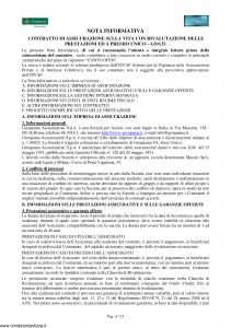 Groupama - Conto Open - Modello 160293-1 Edizione 11-2009 [24P]