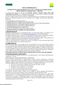 Groupama - Conto Vita Prealpi - Modello 150313 Edizione 11-2009 [23P]