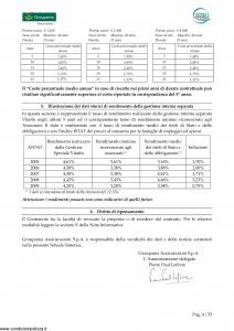 Groupama - Davvero Garantito Risparmio Graduale - Modello 150524 Edizione 03-2010 [32P]