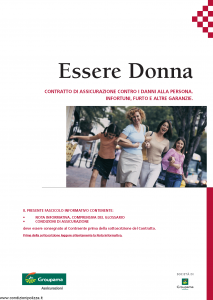Groupama - Essere Donna - Modello 13.52 Edizione 10-2011 [30P]