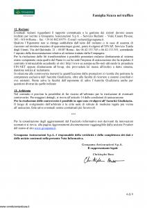 Groupama - Famiglia Sicura Nel Traffico - Modello 0006c Edizione 10-2011 [13P]