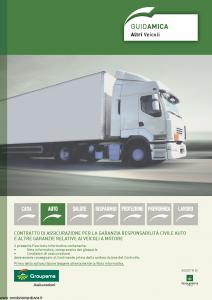 Groupama - Guidamica Altri Veicoli - Modello 250087 Edizione 01-2015b [59P]