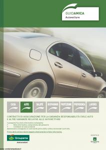 Groupama - Guidamica Autovetture - Modello 250085 Edizione 01-2015b [63P]