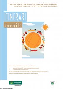 Groupama - Itinerari Duemila - Modello 150190c Edizione 12-2010 [31P]