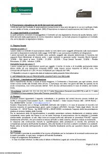 Groupama - Piu' Protetti Agricoltura Attrezzature E Impianti Fissi - Modello 220170c Edizione 03-2013 [28P]