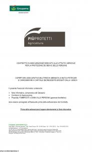 Groupama - Piu' Protetti Agricoltura Fabbricati - Modello 220170c Edizione 03-2013 [27P]