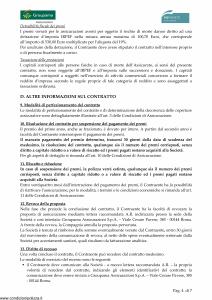 Groupama - Piu' Protetti Serenamente - Modello 220164 Edizione 31-05-2018 [25P]