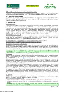 Groupama - Polizza Agricoltura 41601101400 Attrezzature E Impianti Fissi - Modello 150148I Edizione 05-2015 [40P]