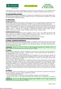 Groupama - Polizza Agricoltura 41601101400 Attrezzature E Impianti Fissi - Modello 150148I Edizione 10-2014 [40P]
