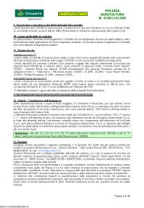Groupama - Polizza Agricoltura 41601101400 Fabbricati - Modello 150148I Edizione 10-2011 [40P]