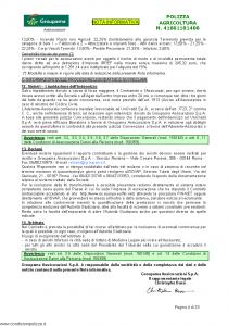 Groupama - Polizza Agricoltura 41601101400 Macchine Agricole - Modello 150148I Edizione 10-2011 [35P]