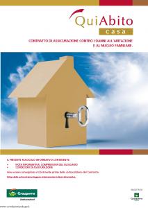 Groupama - Qui Abito Casa - Modello 250064c Edizione 05-2011 [68P]