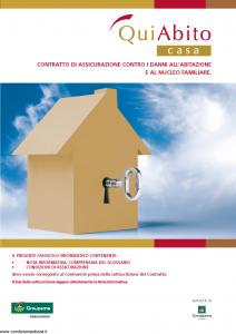 Groupama - Qui Abito Casa - Modello 250064c Edizione 06-2012 [68P]