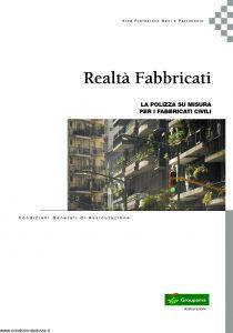 Groupama - Realtà Fabbricati - Modello 16011 Edizione 11-2009 [38P]