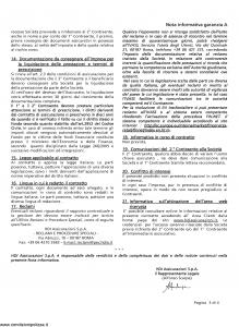 Hdi - Assicurazione Credito In Conto Corrente Business - Modello ficcb_082013 Edizione 20-08-2013 [36P]