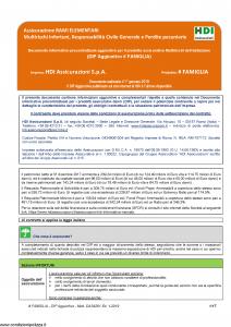 Hdi - Famiglia Dip Aggiuntivo - Modello das4261 Edizione 01-01-2019 [17P]
