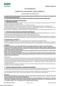 Hdi Assicurazioni - Globale Fabbricati - Modello P5061 Edizione 12-2010 [42P]