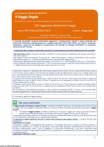 Hdi - Viaggio Singolo - Modello dap5771 Edizione 01-01-2019 [15P]