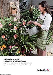 Helvetia - Helvetia Domus - Modello b-1 Edizione 12-2007 [60P]