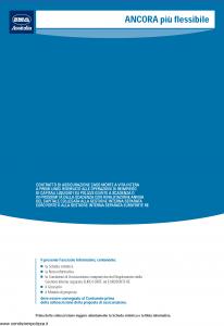 Ina Assitalia - Ancora Piu' Flessibile - Modello midv132-02 Edizione 31-03-2008 [55P]