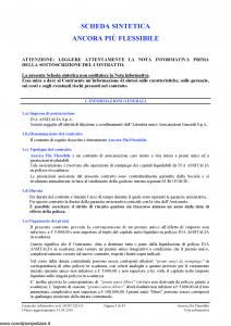Ina Assitalia - Ancora Piu' Flessibile - Modello midv132-05 Edizione 31-03-2010 [45P]