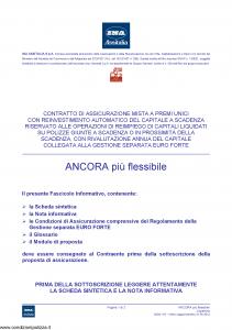 Ina Assitalia - Ancora Piu' Flessibile - Modello midv187 Edizione 31-05-2012 [46P]