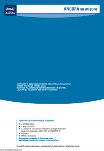 Ina Assitalia - Ancora Su Misura - Modello midv133-02 Edizione 31-03-2008 [65P]