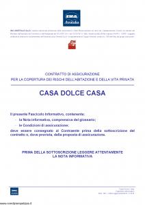Ina Assitalia - Casa Dolce Casa - Modello 1541 Edizione 01-12-2010 [64P]