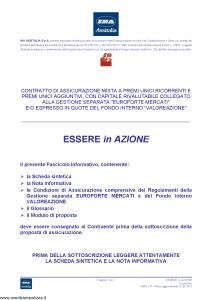 Ina Assitalia - Essere In Azione - Modello midv217 Edizione 31-05-2013 [74P]