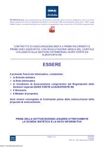 Ina Assitalia - Essere - Modello midv181 Edizione 31-05-2012 [62P]
