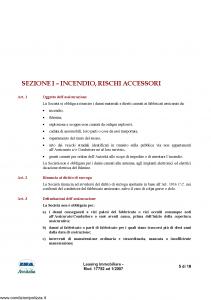 Ina Assitalia - Polizza Leasing Immobiliare - Modello 17752 Edizione 01-2007 [19P]