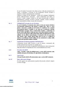 Ina Assitalia - Rischio Pioggia - Modello 17554 Edizione 01-2007 [6P]