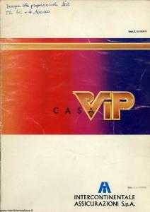 Intercontinentale - Casa Vip - Modello 08.527-4 Edizione 10-1988 [SCAN] [24P]