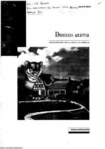Intercontinentale - Domus Aurea - Modello 08-607-6 Edizione nd [SCAN] [24P]