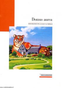 Intercontinentale - Domus Aurea - Modello 08.607-6 Edizione nd [SCAN] [25P]
