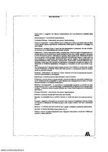 Intercontinentale - Globale Per Fabbricati Civiili - Modello 08.518-5 Edizione 11-1994 [21P]